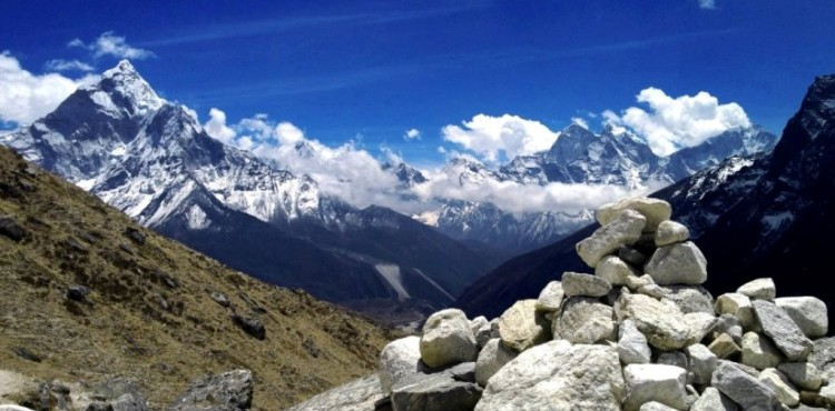 Everest & Rolwaling Trekking