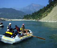 Arun River Rafting