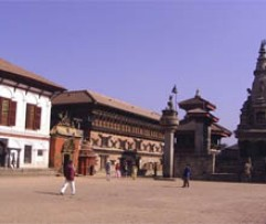 Bhaktapur City Sightseeing
