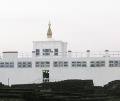 Lumbini (Buddha birth place)Sightseeing