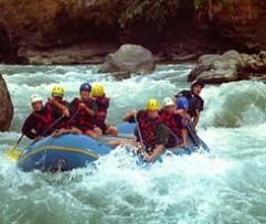 Seti Khola Rafting