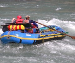 Trishuli River Rafting/Kayaking