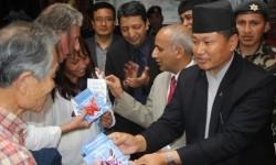 Free SIM cards for Tourists at Kathmandu TIA Airport Nepal