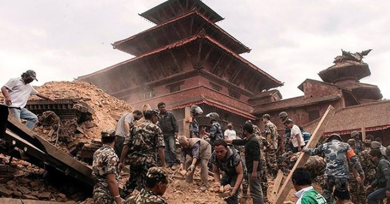 Durbar Square after Earthquake 2015