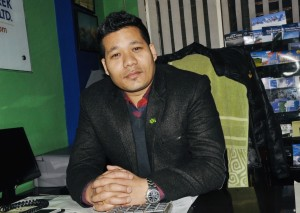 Gopal Shrestha- [Managing Director]