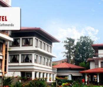 The Malla Hotel 5 Star Hotel in Kathmandu