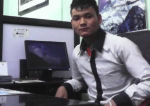 Ram Krishna Tamang (Office Manager)