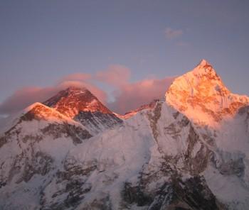 Everest & Rolwaling Trekking