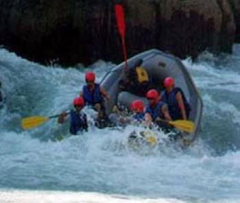 Kali Gandaki River Rafting