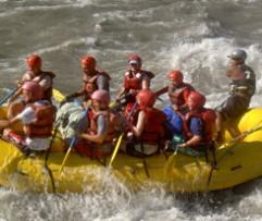 Karnali River Rafting