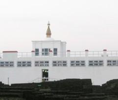 Lumbini (Buddha birth place)Sightseeing