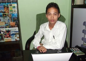 Santaman Shrestha (Office Accountant)