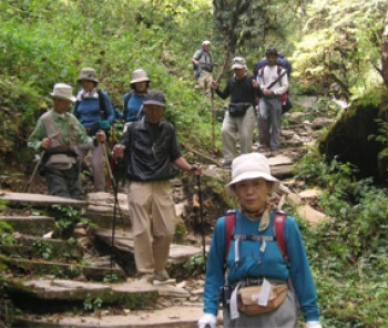 Newly Open Trekking Routes