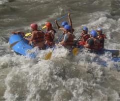 Tamur Rafting
