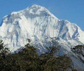Dhaulagiri Circuit and Base Camp Trek