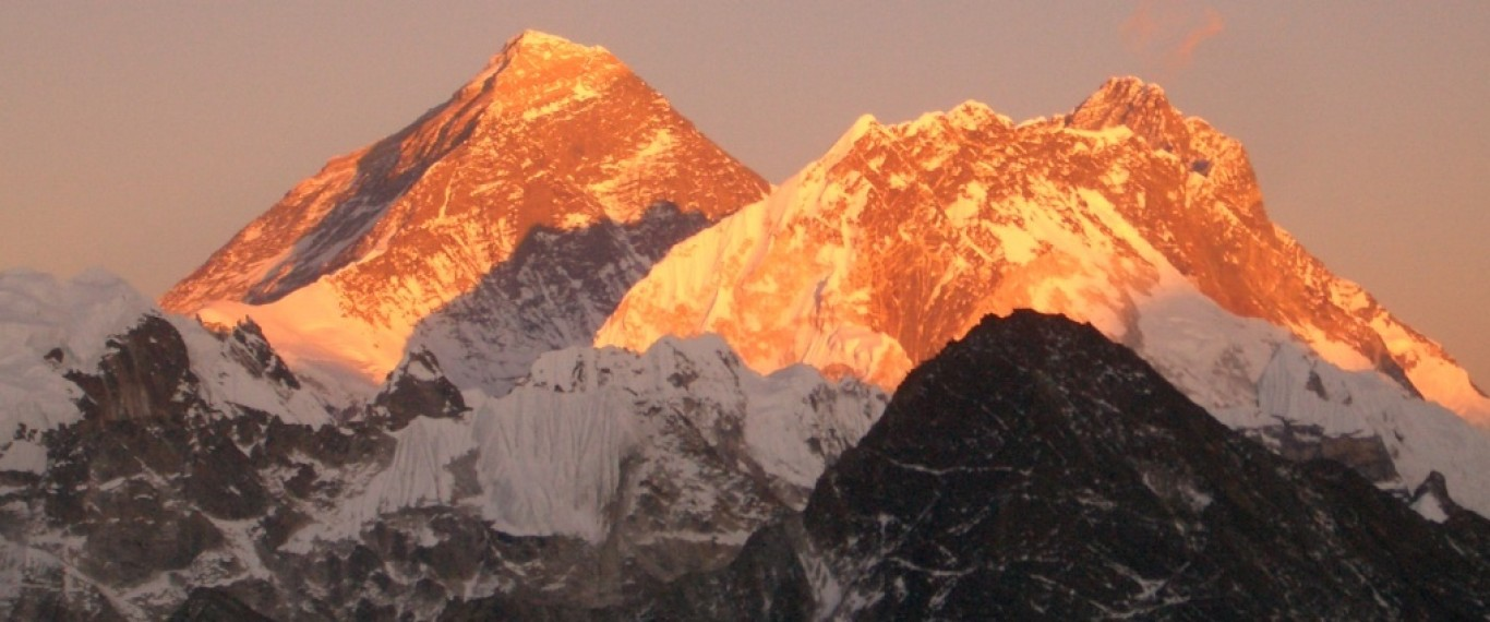 The Journey of the World's Highest Peak