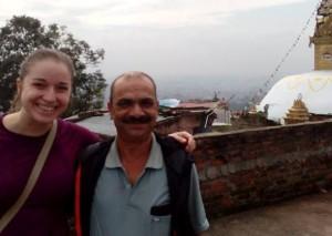 Kumud Adhikari (Kumuda) Tour Guide