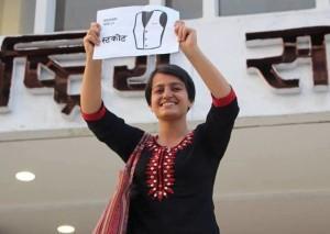 Bibeksheel Nepali Picks 21Year old Ranju for Kathmandu Mayor