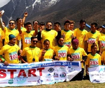 Langtang Valley Trek with International Marathon