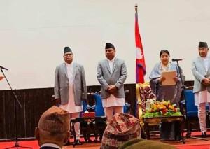 Govt appoints Yogesh Bhattarai as New Tourism Minister