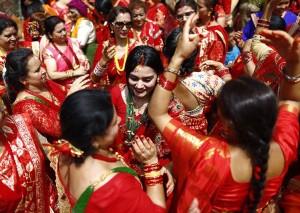 'Teej festival': women's major festival being celebrated today