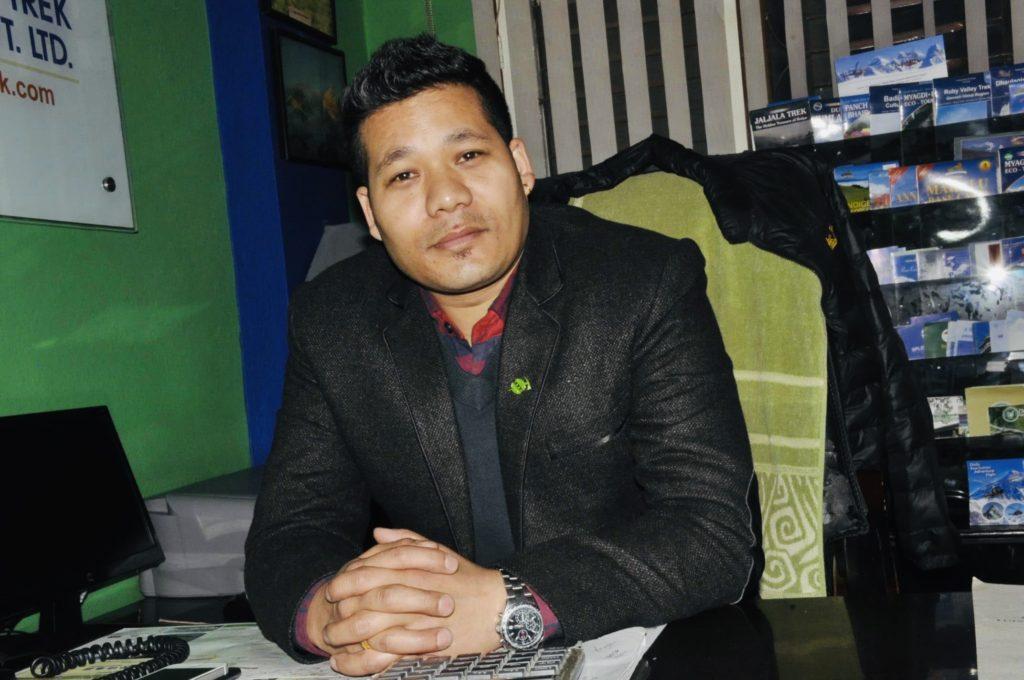 Gopal Shrestha Managing Director