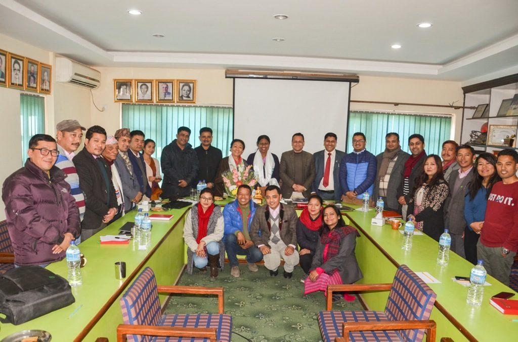 Sri Lanka Nepal Tourism Promotion Discussion