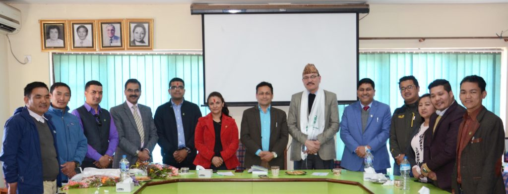 TAAN Welcomed Newly appointed NTB Board Member